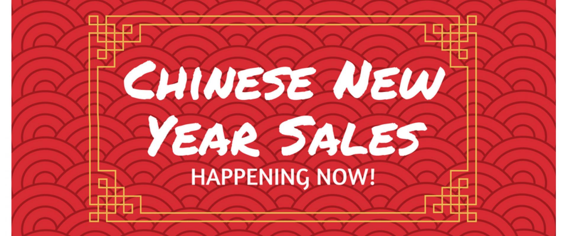 cny sales