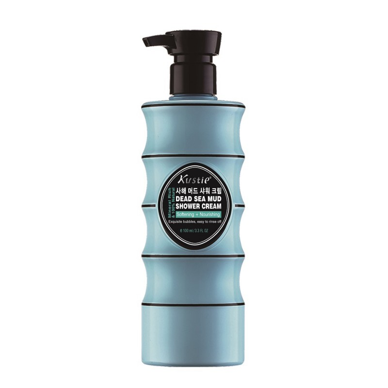 Dead Sea Mud Shower Gel 500ml
