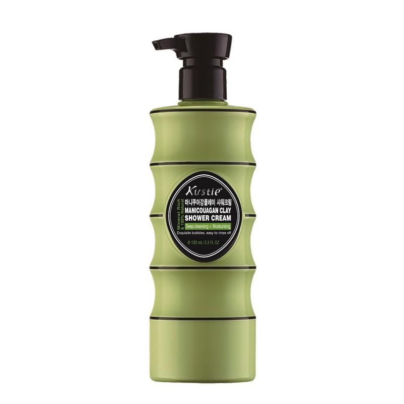Manicouagan Clay Shower Gel 500ml