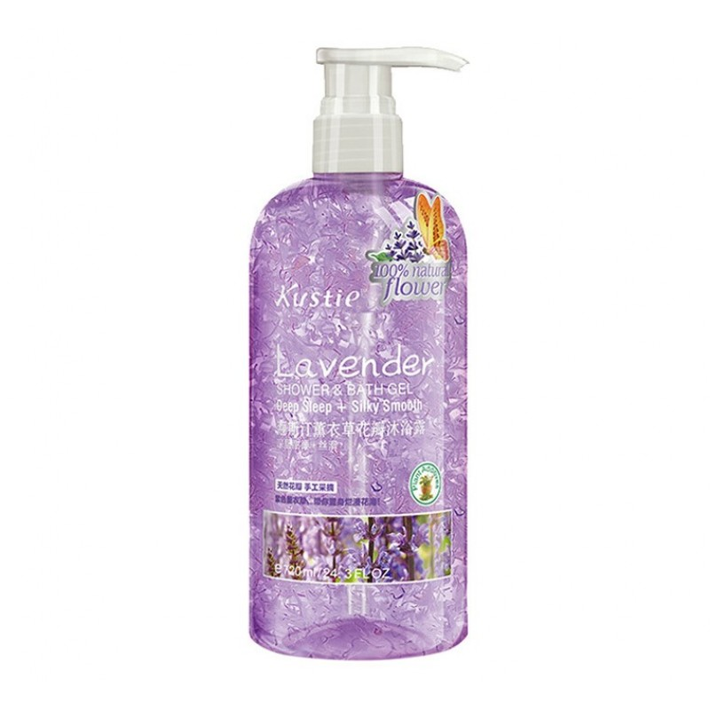 Lavender Shower & Bath Gel 720ml