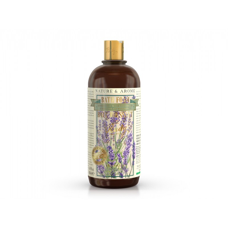 Lavender & Jojoba Oil Bath Foam 500ml