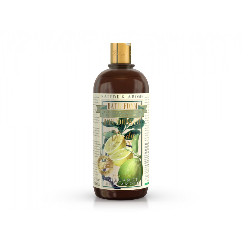 Bergamot Bath Foam 500ml