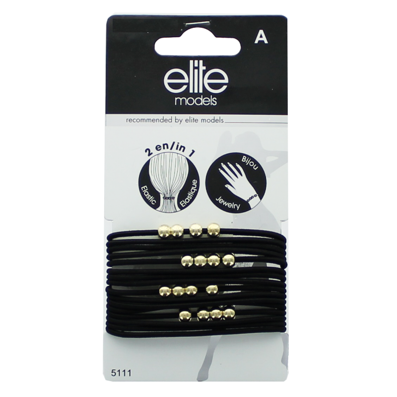 Fashion Elastics Black