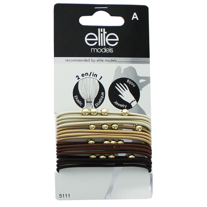 Fashion Elastics Brown