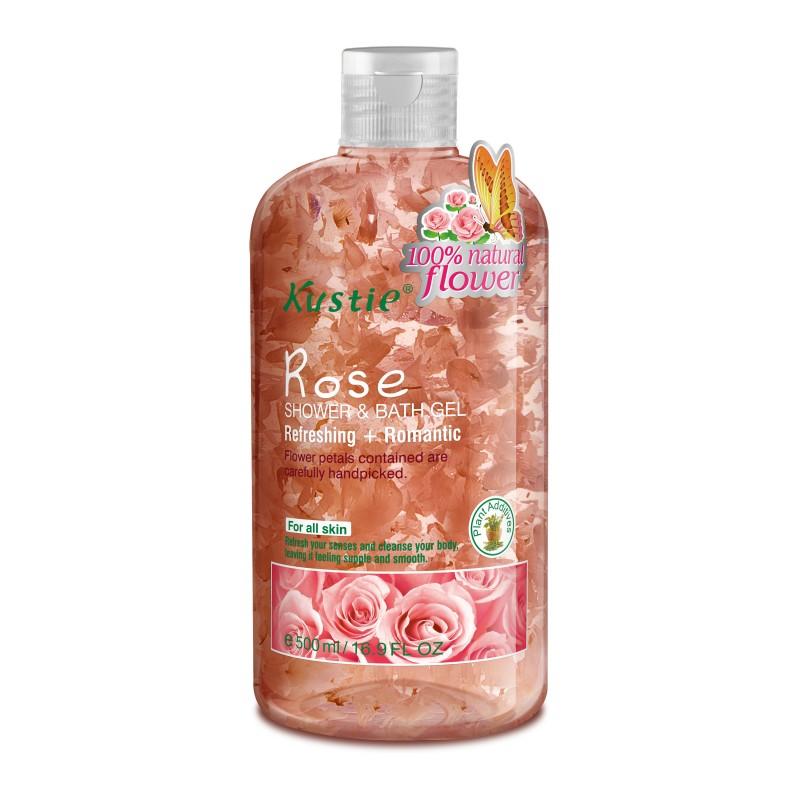 Rose Shower & Bath Gel 500ml