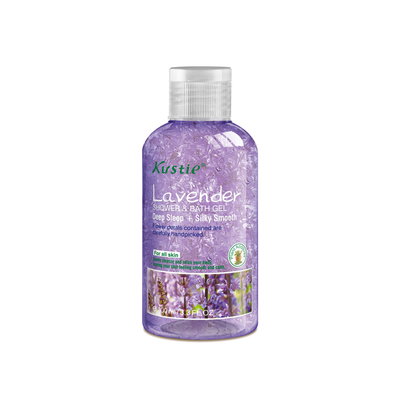 Lavender Shower & Bath Gel 100ml