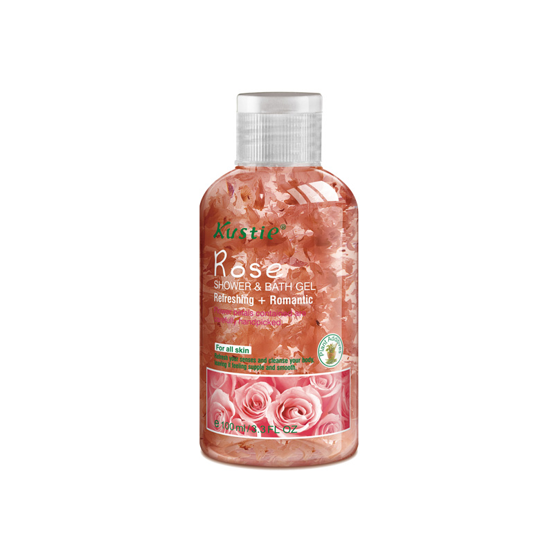 Rose Shower & Bath Gel 100ml