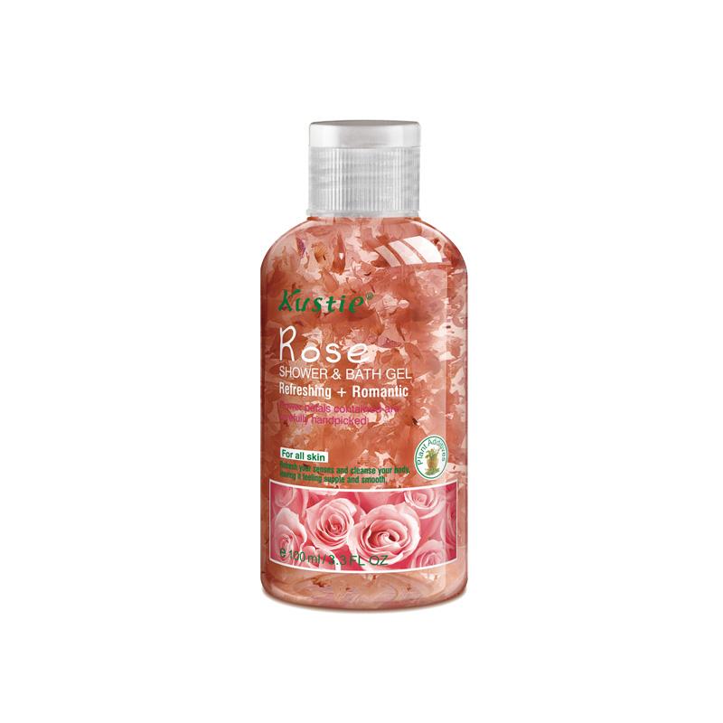 Rose Shower & Bath Gel 100ml