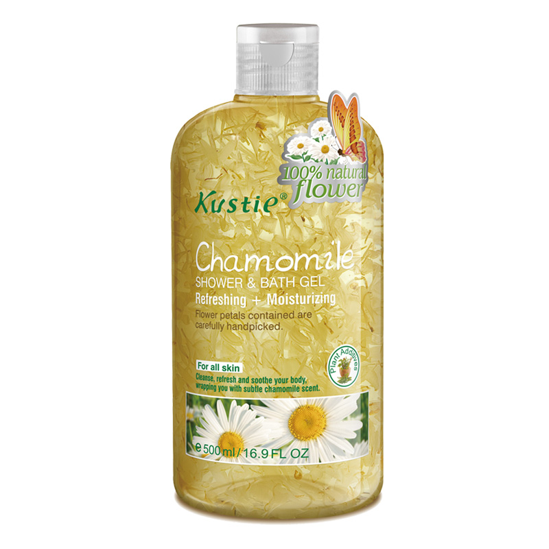Chamomile Shower & Bath Gel 500ml
