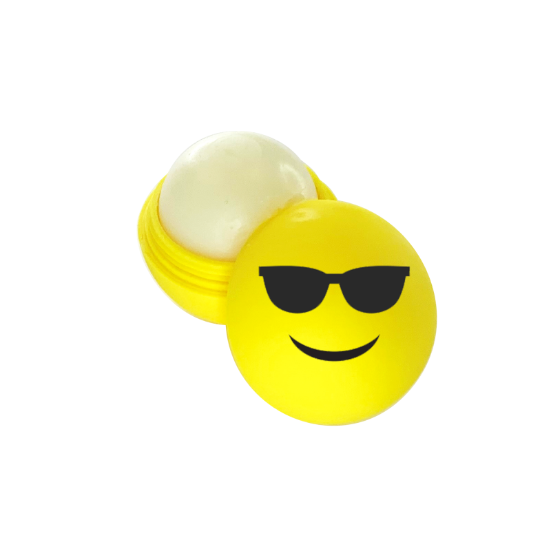 Emoticons Lip Balm - Cool