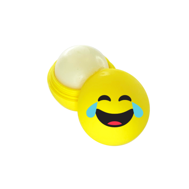 Emoticons Lip Balm - Happy Face Tears