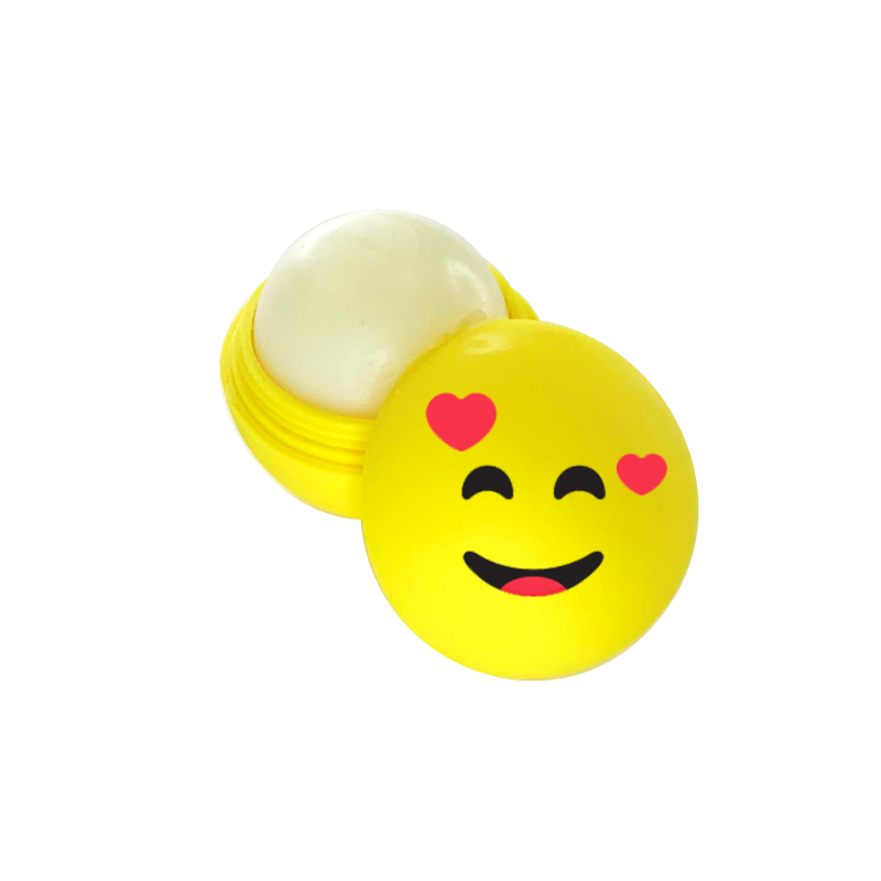 Emoticons Lip Balm - In Love