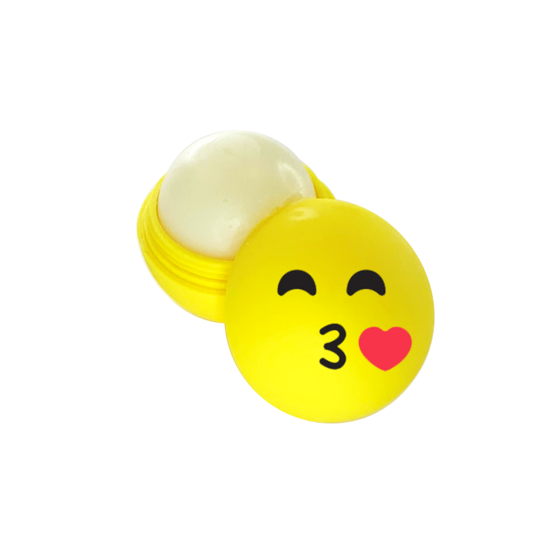 Emoticons Lip Balm - Kiss