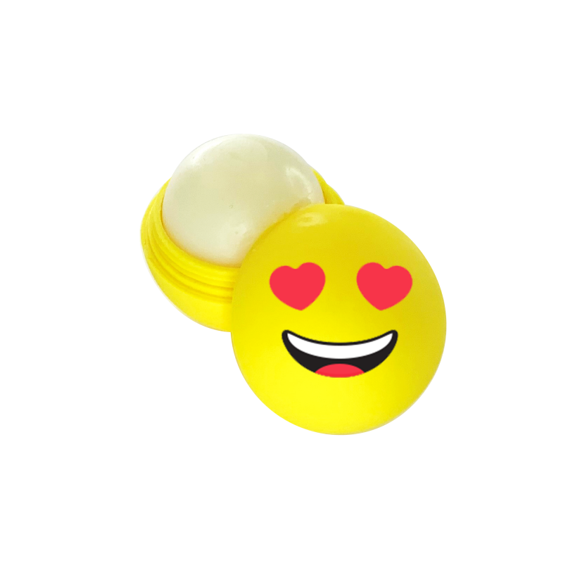 Emoticons Lip Balm - Love Eyes