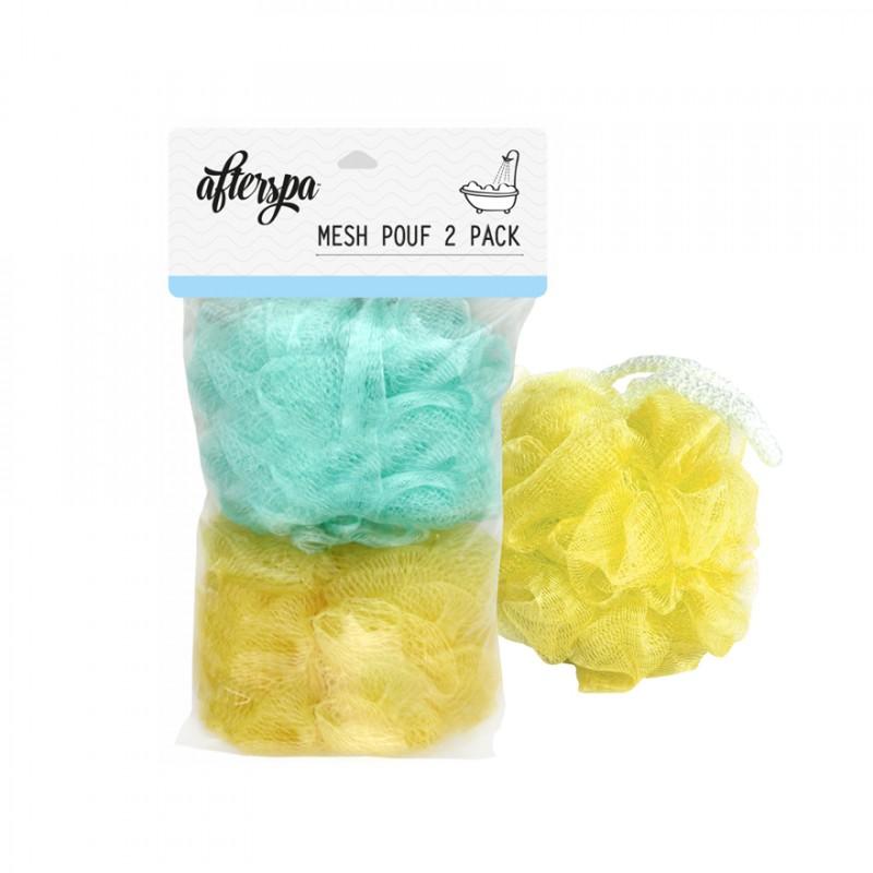 Mesh Sponge (Pack of 2)