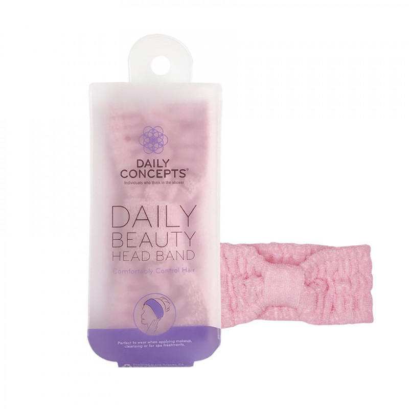 Daily Beauty Headband - Pink