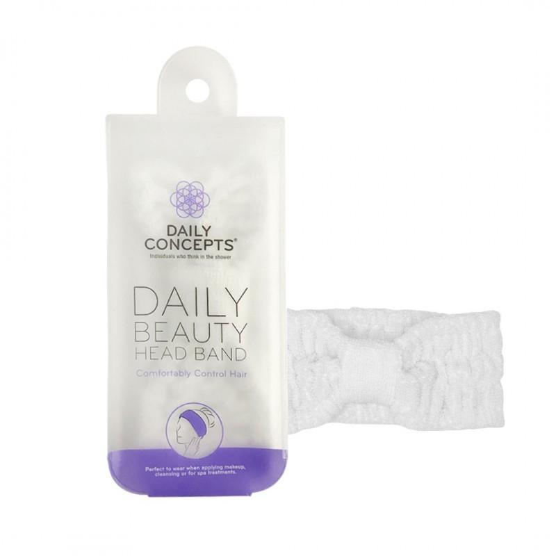 Daily Beauty Headband - White