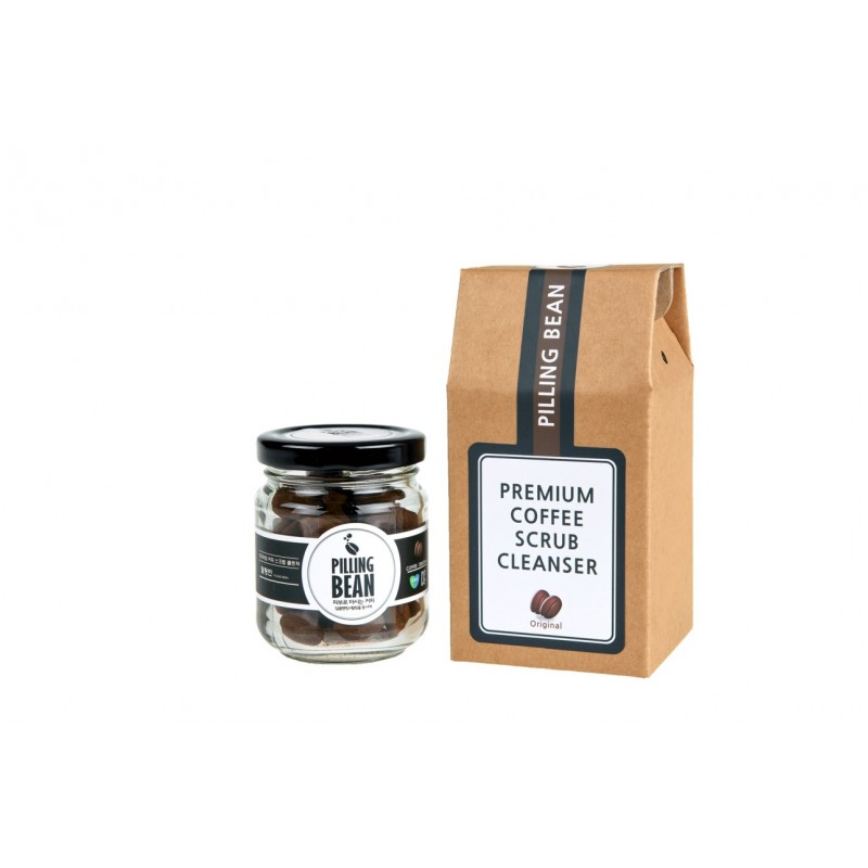 Pilling Bean Coffee Facial Scrub 50g - Original
