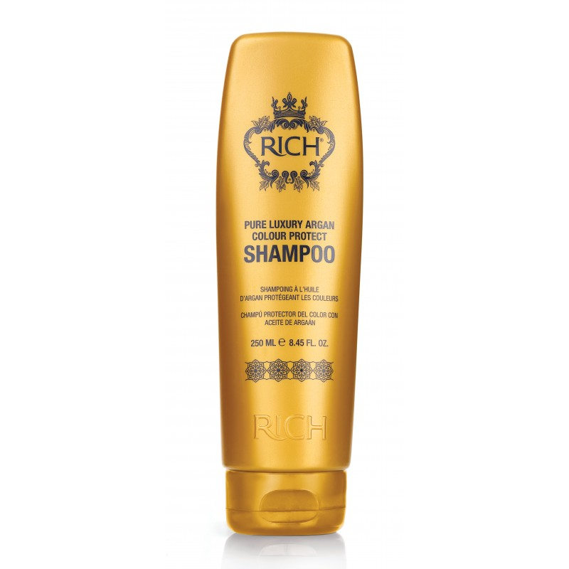 Pure Luxury Argan Colour Protect Shampoo 250ml