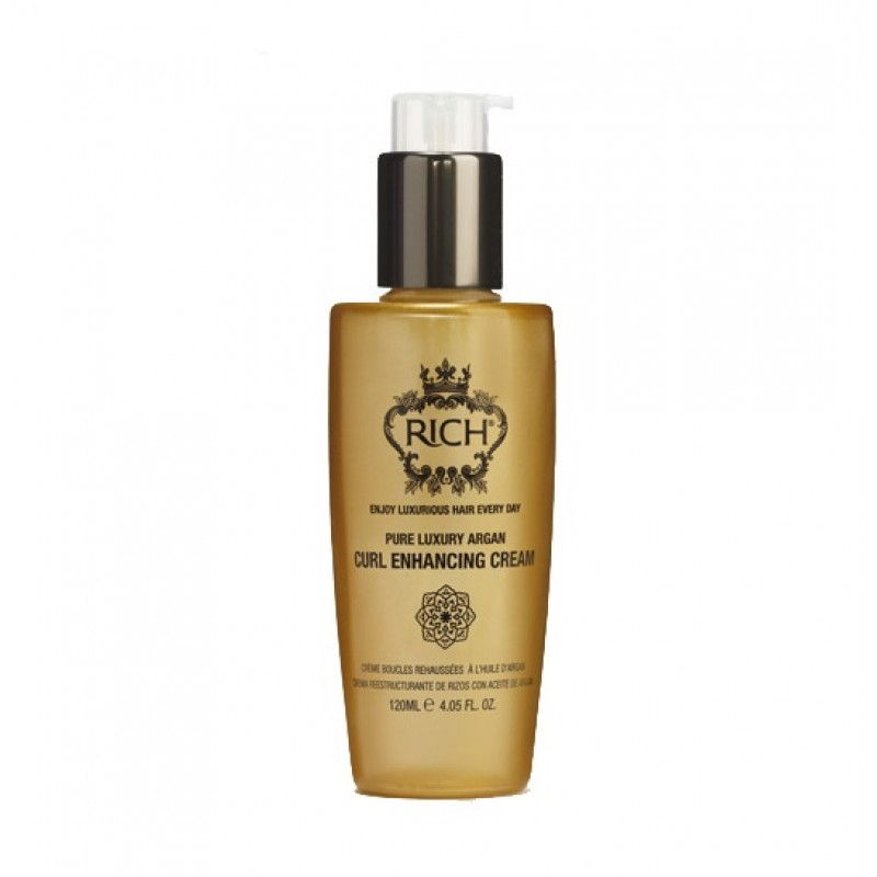 Pure Luxury Argan Curl Enhancing Cream 120ml