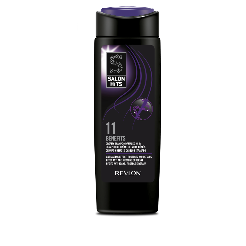 11 Benefits Creamy Shampoo 300ml