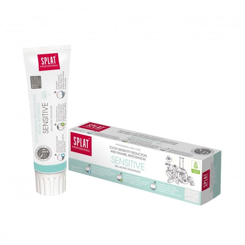 SPLAT Sensitive Toothpaste 100ml