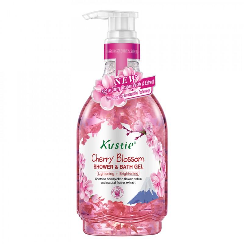 Cherry Blossom Shower & Bath Gel 500ml