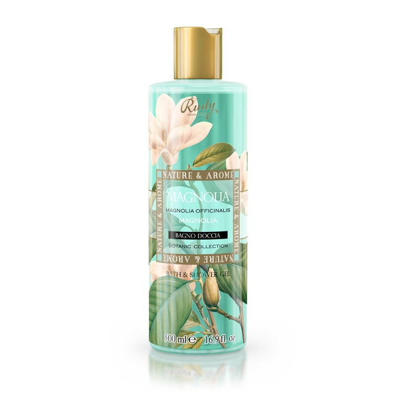Nature & Arome Magnolia Bath & Shower Gel 500ml