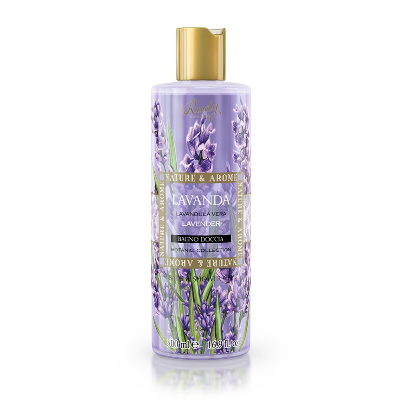Nature & Arome Lavender Bath & Shower Gel 500ml