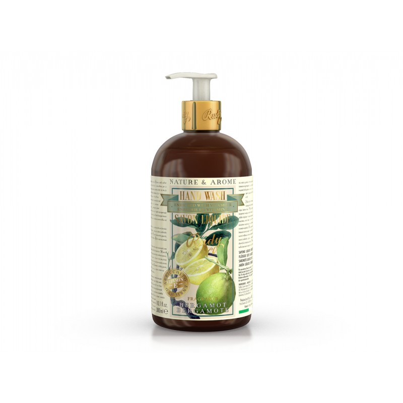 Nature & Arome Bergamont Hand Liquid Soap 300ml