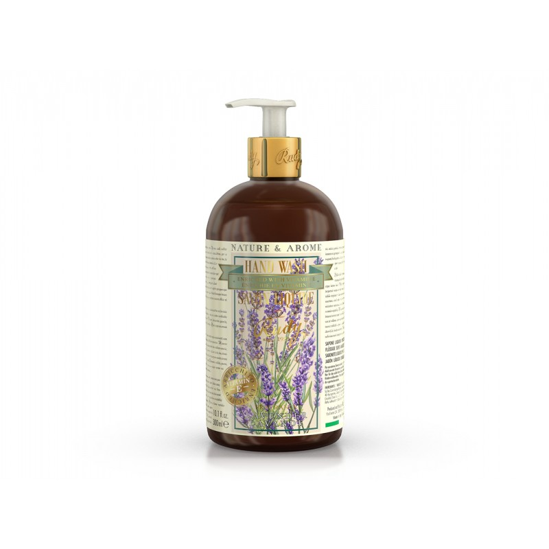 Nature & Arome Lavender Hand Liquid Soap 300ml