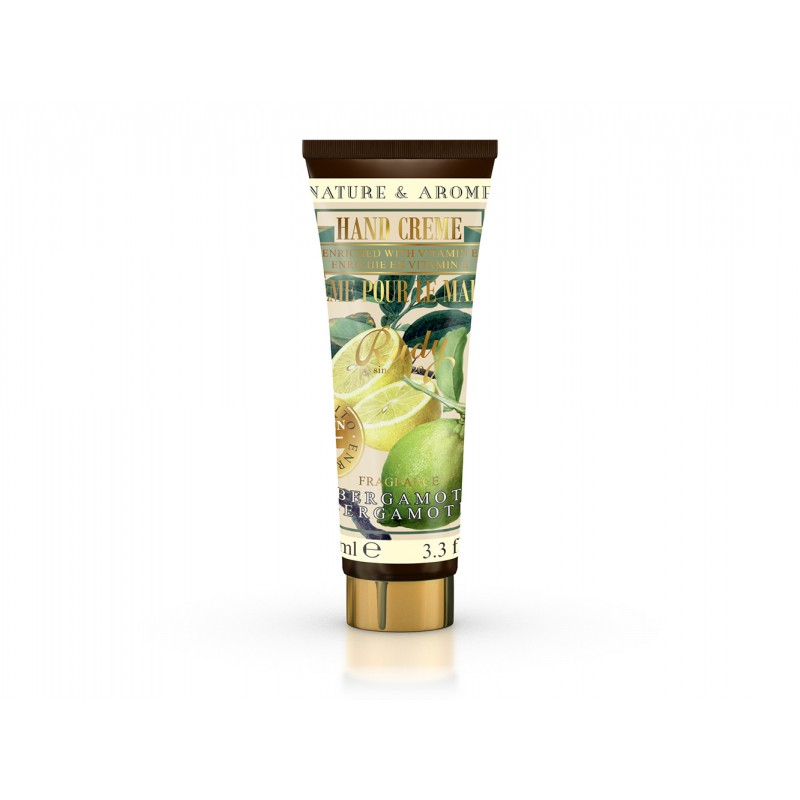 Nature & Arome Bergamot Hand Cream 100ml