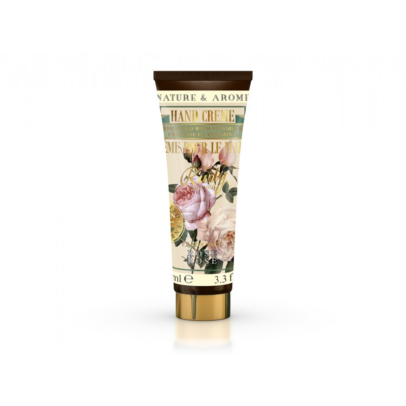 Nature & Arome Rose Hand Cream 100ml