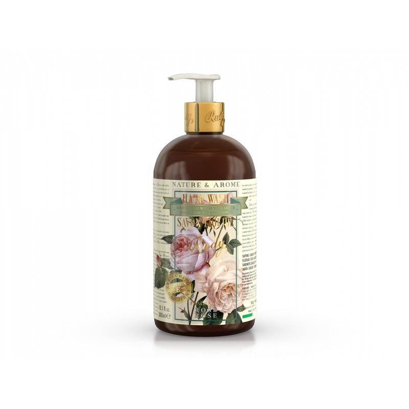 Nature & Arome Rose Hand Liquid Soap 300ml