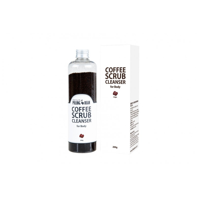Coffee Scrub Cleanser for Body (Original)