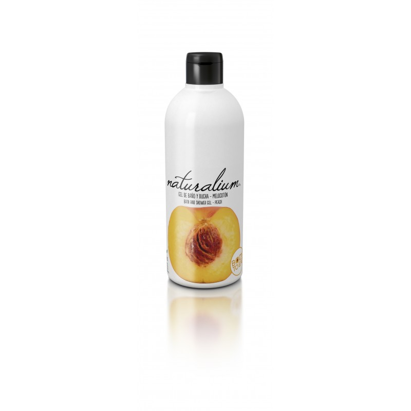 Peach Shower Gel 500ml