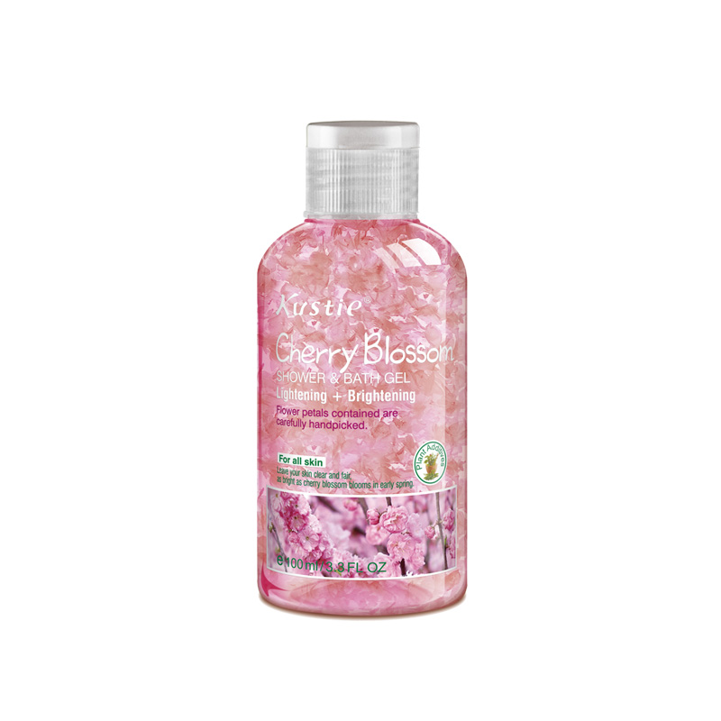 Cherry Blossom Shower & Bath Gel 100ml