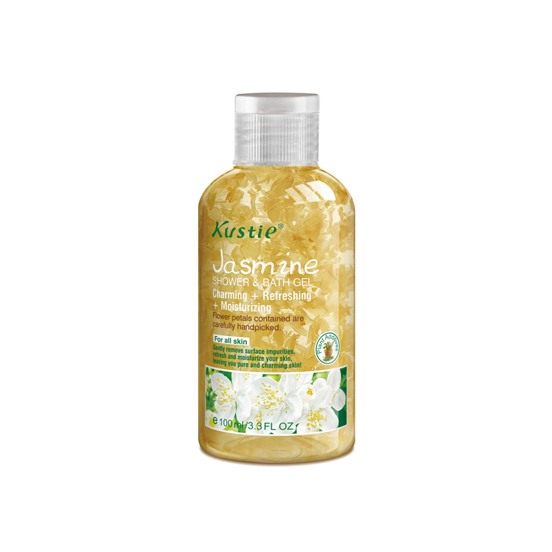Jasmine Shower & Bath Gel 100ml
