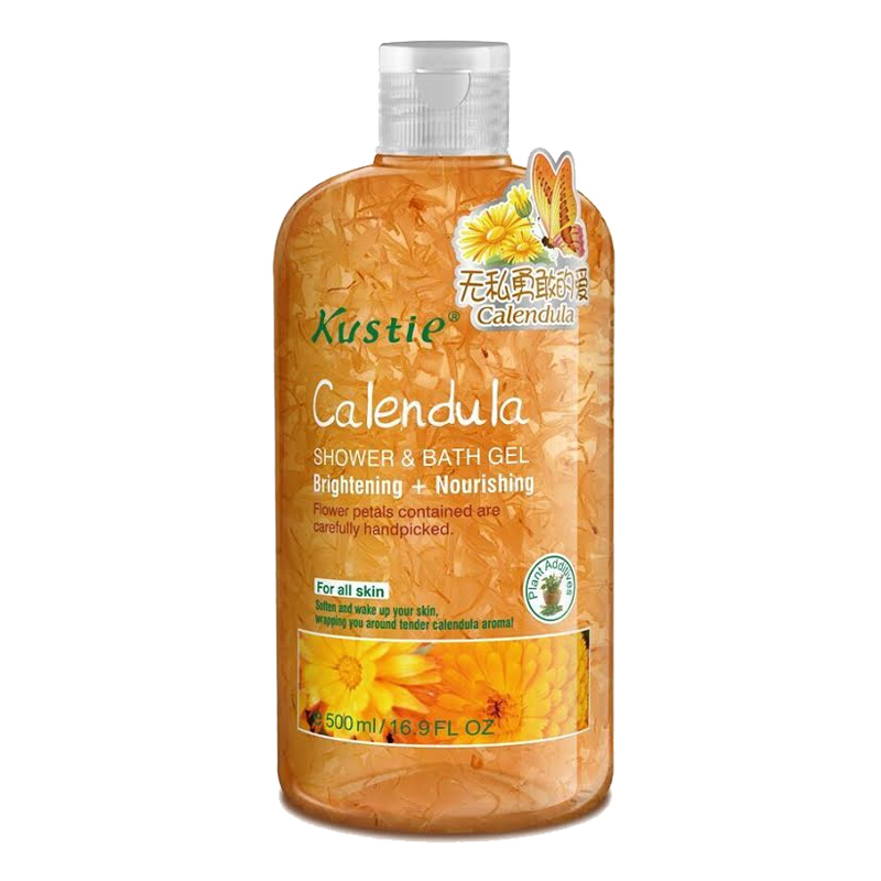 Calendula Shower & Bath Gel 500ml