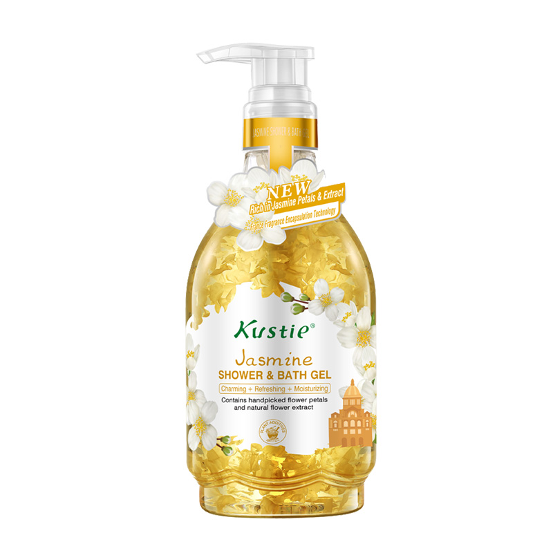 Jasmine Shower & Bath Gel 500ml