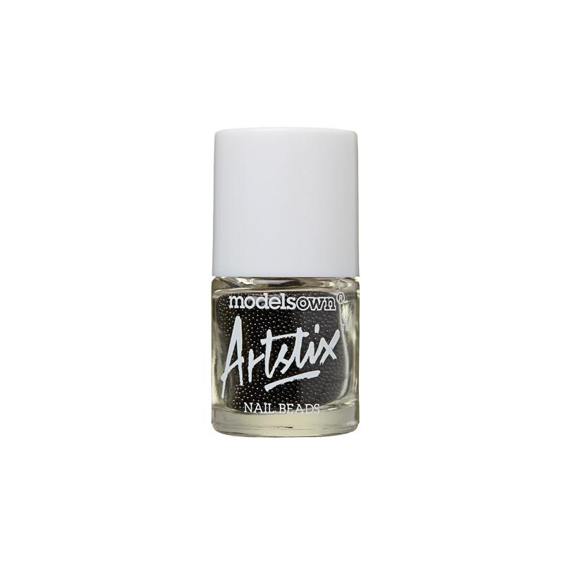 Artstix Nail Beads - Black